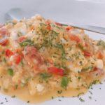 ハンチョウも満足?ブルガリア風スクランブルエッグ「ミッシュマッシュ」は何食べようと迷ったときにグルメ脳を刺激した!